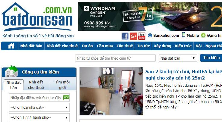 Cách tìm kiếm khách hàng bất động sản qua trang web rao vặt