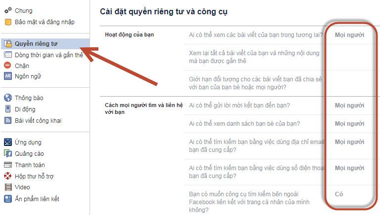 Cách hiển thị số người theo dõi trên facebook thành công 100%