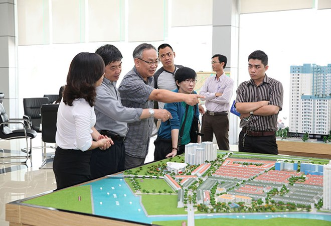 lĩnh vực kinh doanh bất động sản là gì
