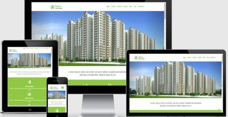 Thiết kế website bất động sản tại TPHCM Hồ Chí Minh chuẩn SEO chuyên nghiệp