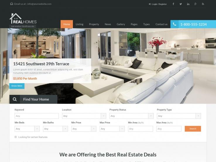 Thiết kế website bất động sản tại TPHCM Hồ Chí Minh chất lượng hiệu quả