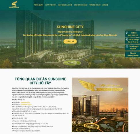 Thiết kế website bất động sản tại Đà Nẵng tối ưu hiệu quả