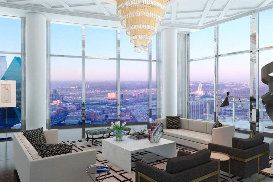 khái niệm căn hộ penthouse là gì