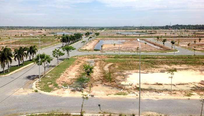 Sốt đất nền dự án tại Long An
