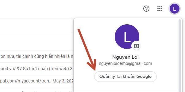 login vào tài khoản gmail